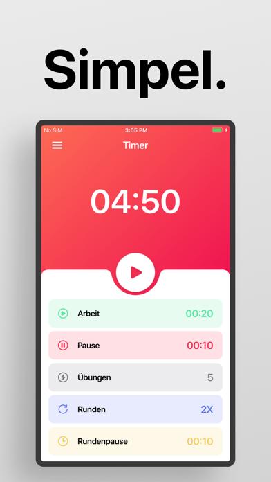 messages.download Interval Timer □ HIIT Timer software