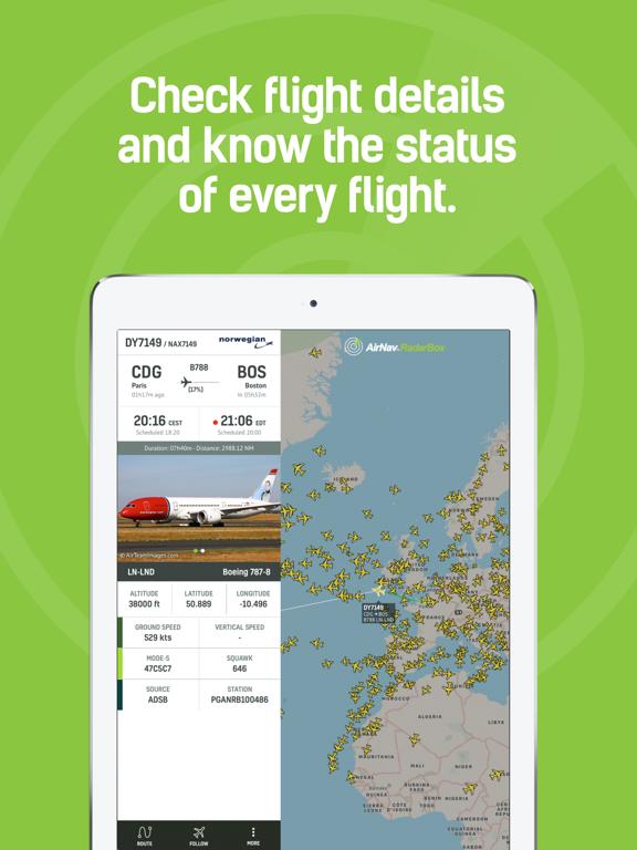 RadarBox - Live Flight Trackerのおすすめ画像2