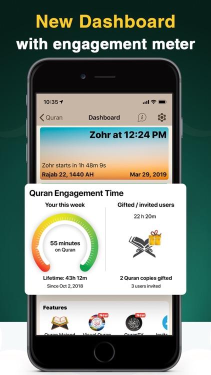 Quran Majeed – القران الكريم screenshot-3