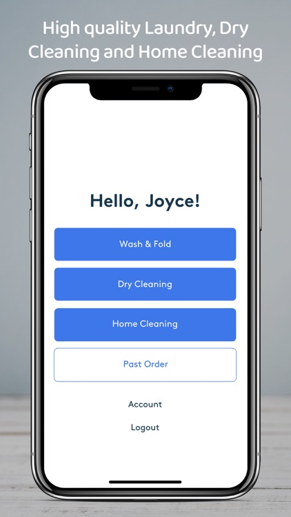 Liox - Laundry and Cleaning