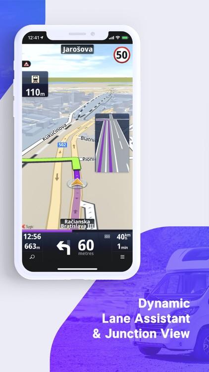 Sygic Truck & Caravan screenshot-8