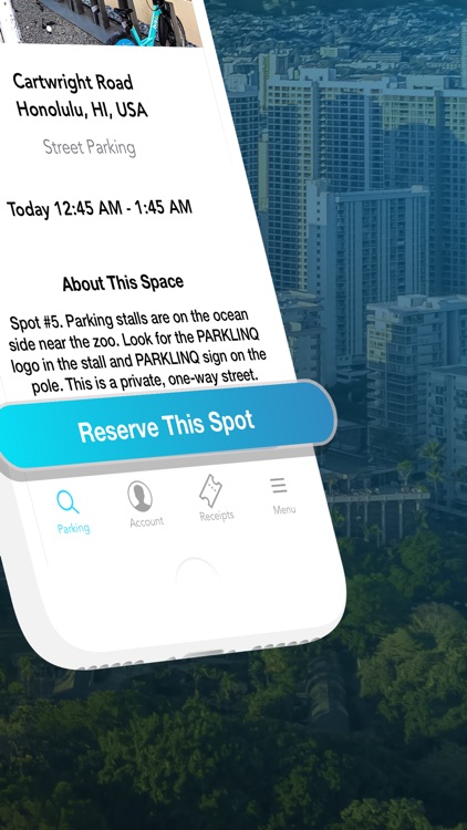 Parklinq - Hawaii Parking App screenshot-3