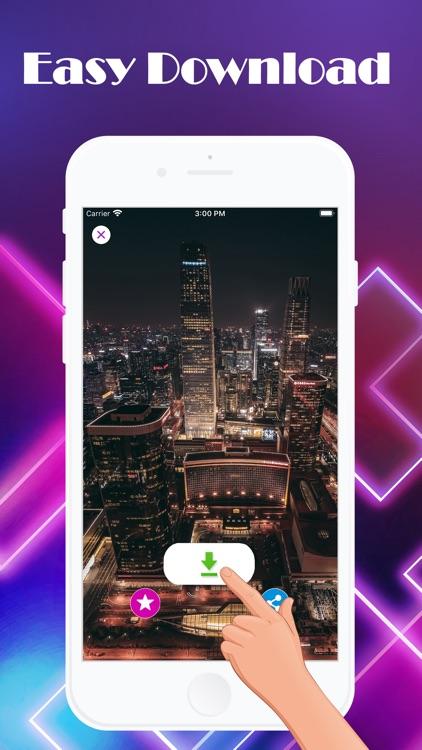 ZEGE™ Wallpapers HD screenshot-3