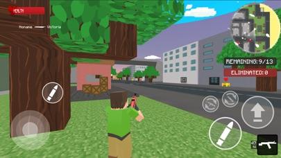 Screen Shot World Craft Battle Royale 0