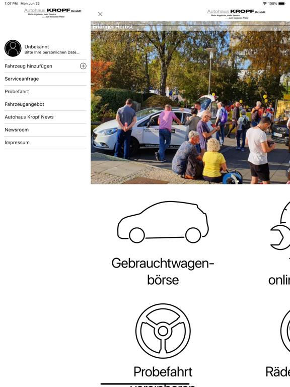 Autohaus Kropf GmbH screenshot 4
