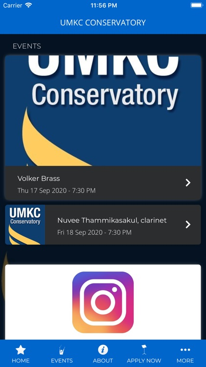 UMKC Conservatory screenshot-3
