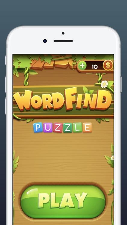 Find Words Game