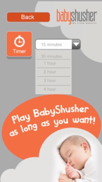 Baby Shusher: Calm Sleep Soundのおすすめ画像3