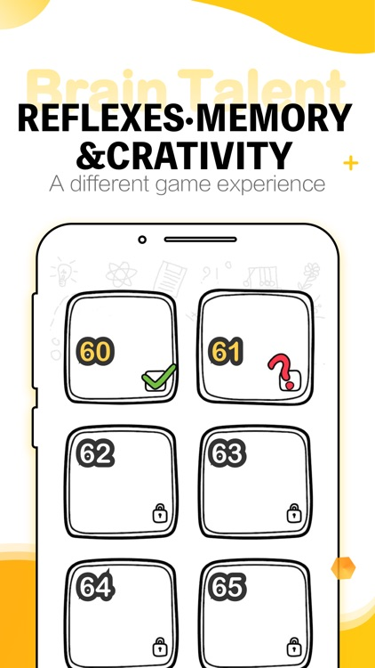 Brain Talent-Puzzle game screenshot-3