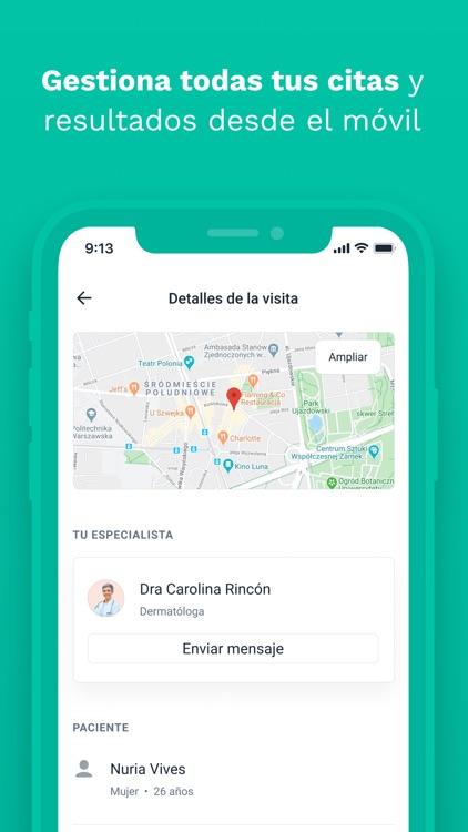Doctoralia - Cuidá de tu salud screenshot-4