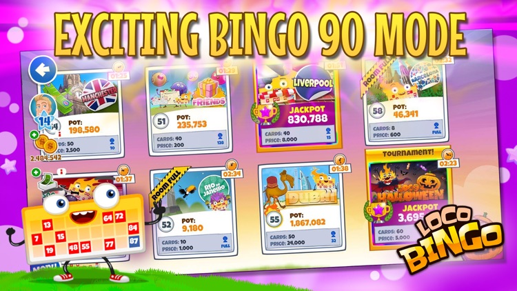 Bingo Home Bingo & Slots Games screenshot-4