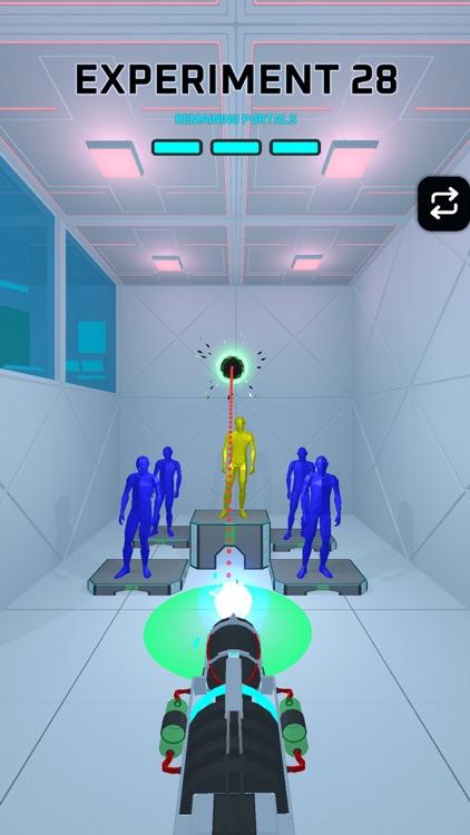 Portals Experiment screenshot-3