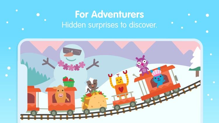Sago Mini World: Kids Games screenshot-3