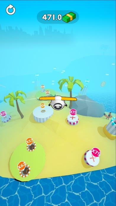 Sky Glider 3D screenshot three