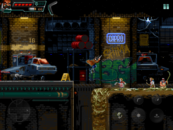 Huntdown screenshot 10