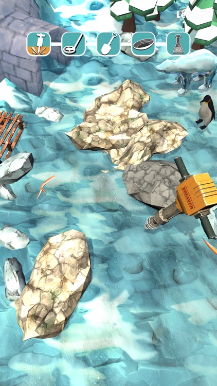 Gold Rush 3D! screenshot-9