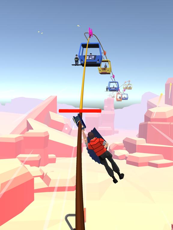 Zip Line Chaser screenshot 6