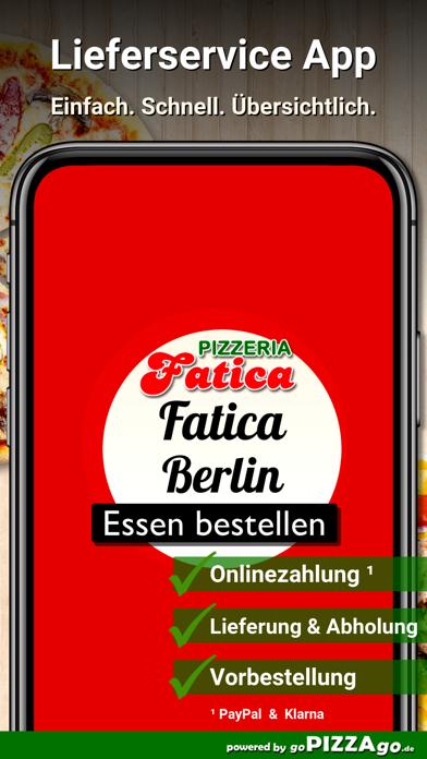 Fatica Berlin-Zehlendorf screenshot 2