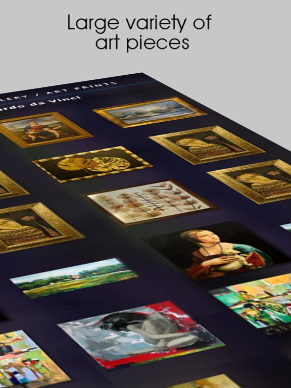 Art World - AR Art Gallery screenshot 8