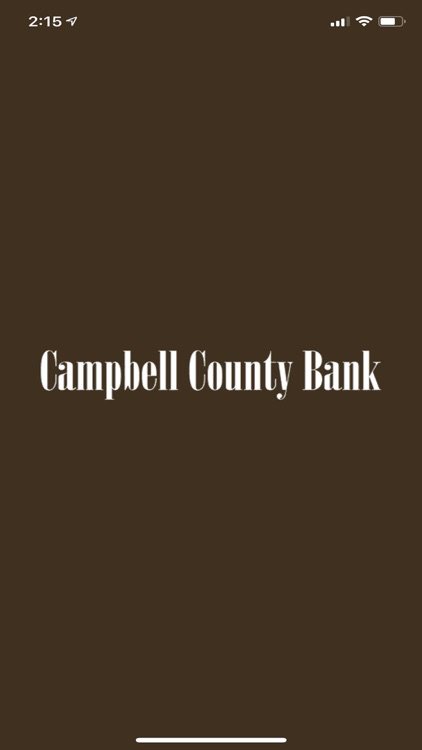 Campbell County Bank Mobile