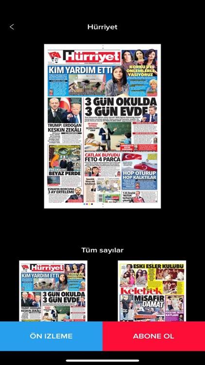 Gazetelik – Günlük Gazeteniz screenshot-4