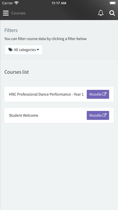 New College Lanarkshire screenshot 4