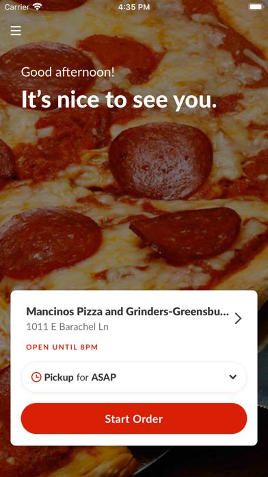 Mancino's Pizza & GrindersScreenshot of 2