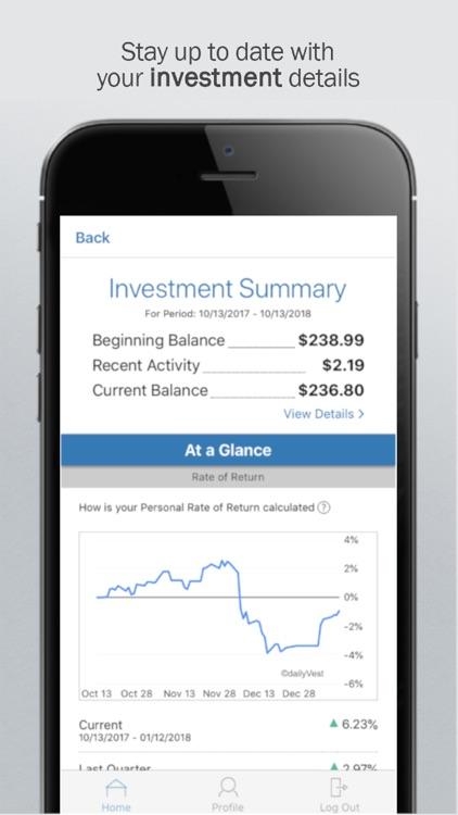 Baystate Benefits Mobile screenshot-3