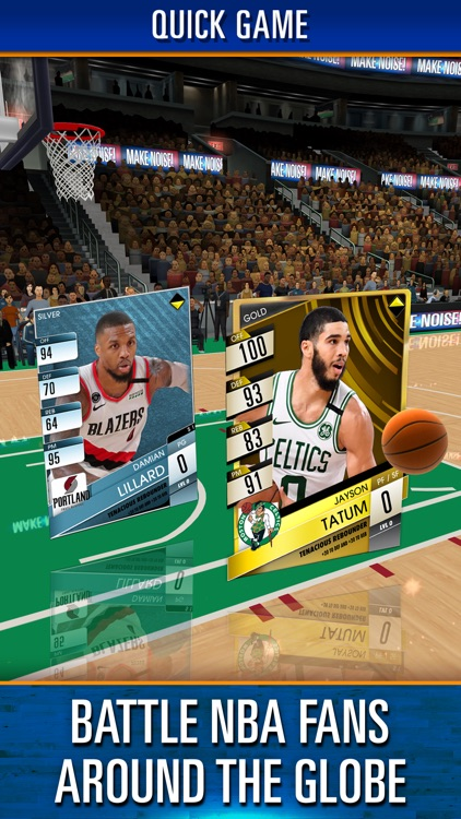 NBA SuperCard: Collect Cards screenshot-0