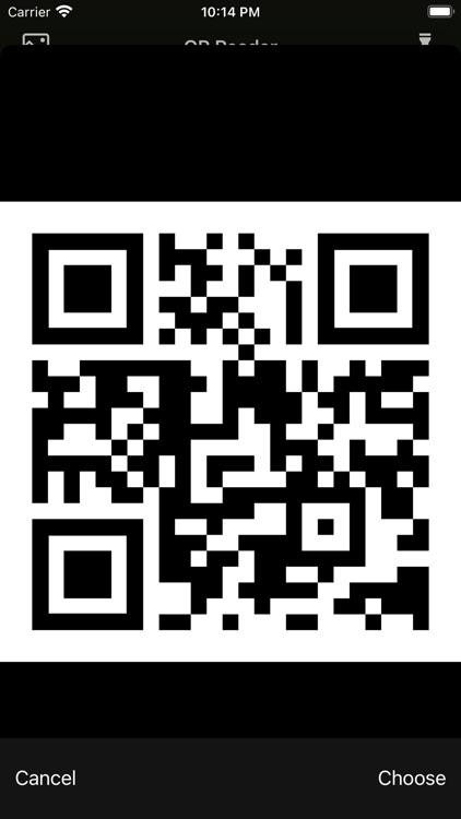 qrCoder Plus screenshot-4