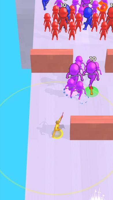 Hyper Archer screenshot 1