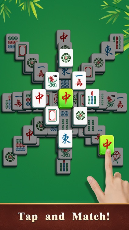 Mahjong Solitaire Tile screenshot-3