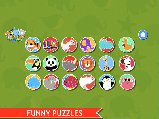LuLu ZOO Kids Game screenshot 15