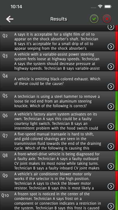 ASE A Series Exam Pro screenshot 7