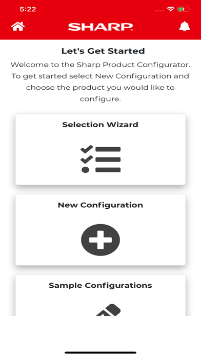 Sharp Configurator screenshot 3