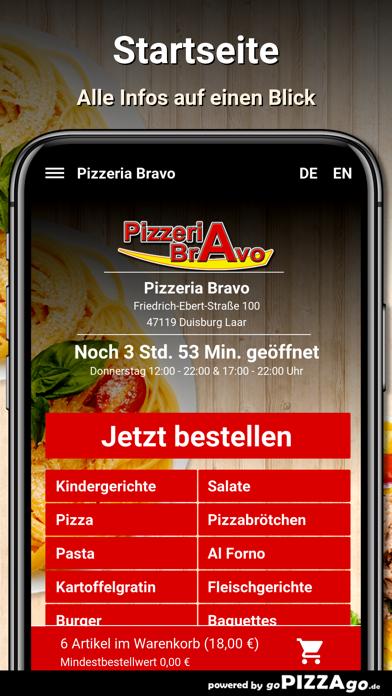 Pizzeria Bravo Duisburg Laar screenshot 2