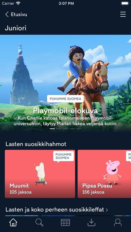 C More Suomi screenshot-5