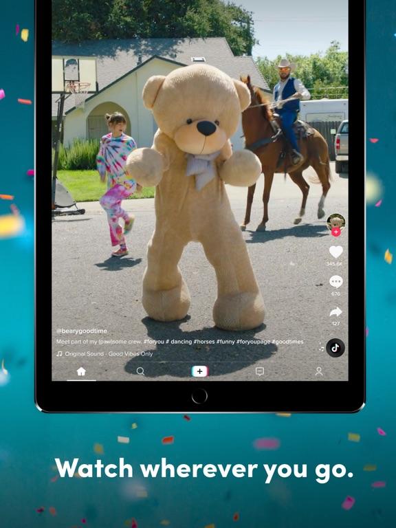 TikTok Screenshots