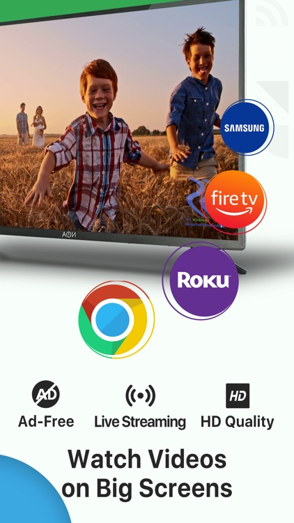 iTVCast: Cast Web Videos to TV
