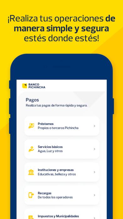 APP Banco Pichincha PerúCaptura de pantalla de3