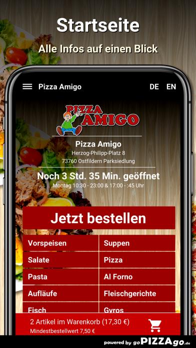 Amigo Ostfildern Parksiedlung screenshot 2
