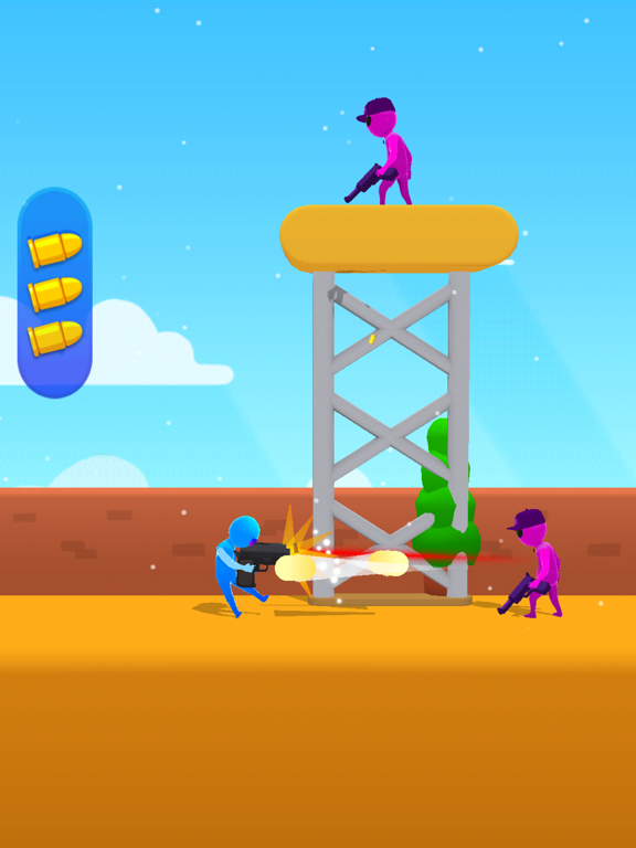 Crazy Gun - Bullet Masters screenshot 6