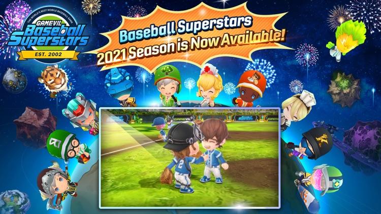 Baseball Superstars 2021 screenshot-0