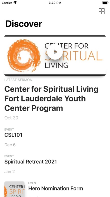 Center For Spiritual Living FL