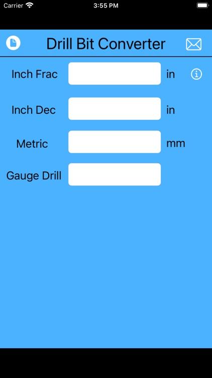 Drill Bit Converter screenshot-5