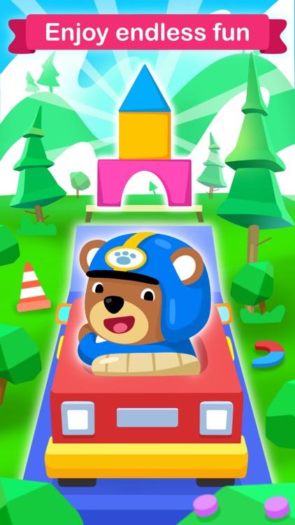 Baby Car Games
