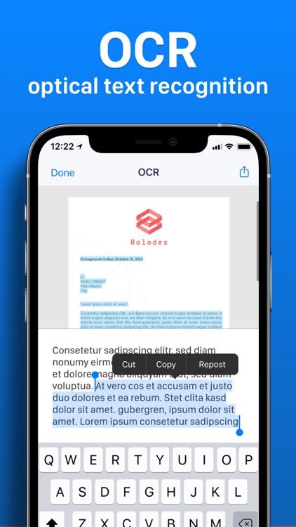 PDF Scanner ® screenshot-4