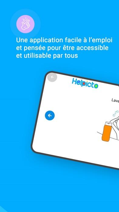 Screenshot #3 pour Helpicto