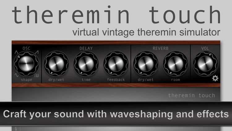 Theremin Touch