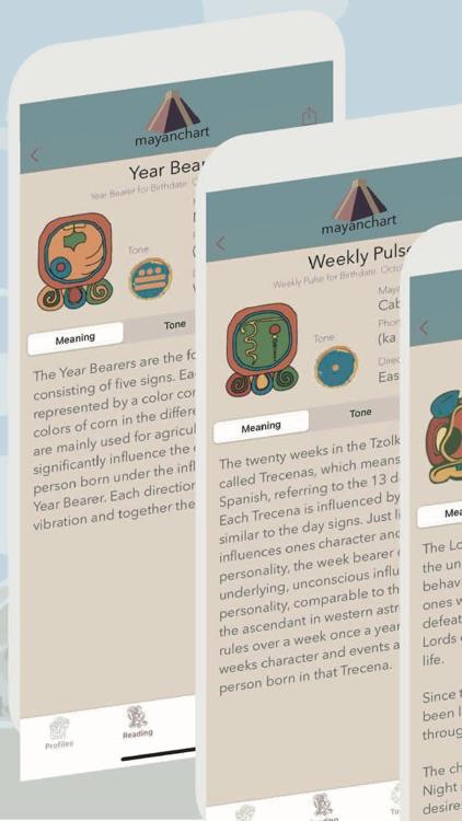 MayanChart - Mayan astrology screenshot-4
